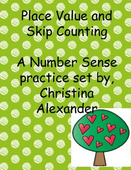 Skip Counting by 5's, 10's, and 100's with Place Value