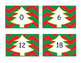 Skip Counting by 6's * Christmas Tree theme!