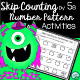 Skip Counting by 5s Practice Pages - Distance Education