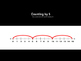 Skip Counting by 5s Using Number Line, Hundreds Chart, Mon