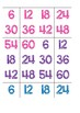 Skip Counting by 6s Game