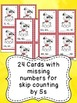 Skip Counting by Fives Scoot Game