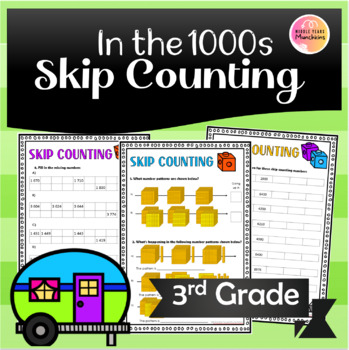 Skip Counting in the 1000s