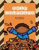 Skip Counting to 1,000.