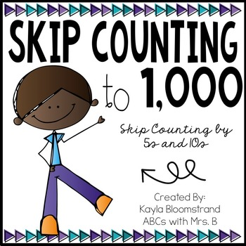 Skip Counting to 1,000