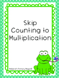 Skip Counting to Multiplication