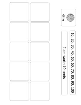 Skip Counting with Coin Values