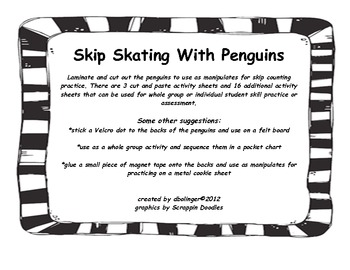 Skip Counting with Penguins
