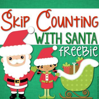 Skip Counting with Santa