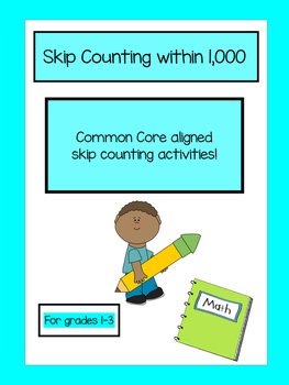 Skip Counting within 1,000