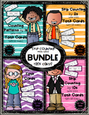 Skip Counting (within 1,000) Task Cards BUNDLE