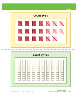 Skip Counts by 2s, 5s, and 10s