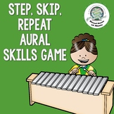 Skip Step Repeat Aural Music Skills Game