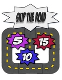 Skip The Road (Skip Counting Game)