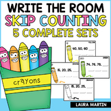 Skip Counting by 2, 5, and 10 Write the Room