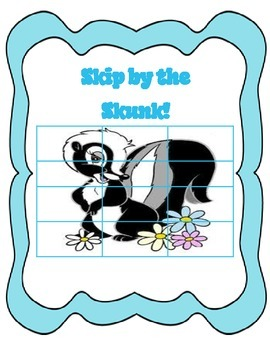 """Skip by the Skunk: An """"S"""" Blend Game"""