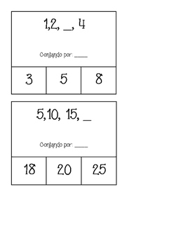 Skip counting Center