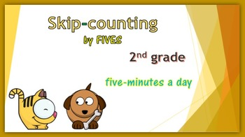 Skip-counting by FIVES