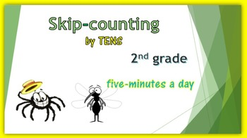 Skip-counting by TENS