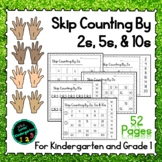 Skip counting for Kindergarten and Grade 1