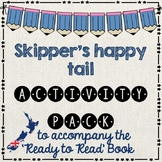 Skipper's Happy Tail - Ready to Read New Zealand