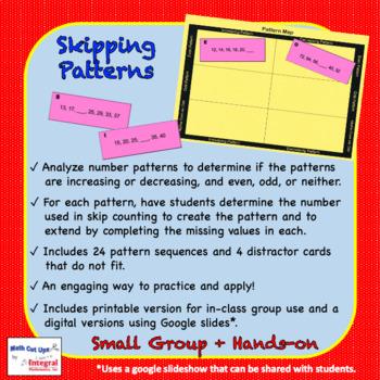 Skipping Patterns
