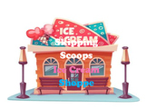 Skipping Scoops Ice Cream Shoppe