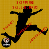 EdTPA Friendly PE Rubric Skipping Skill Assessment Rubric!