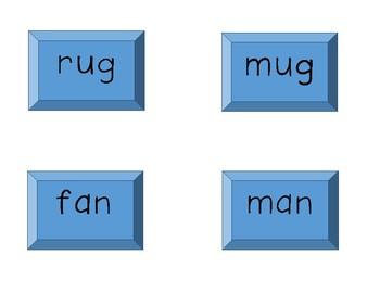 Skipping Vowels