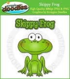 Skippy Frog Reading Strategy