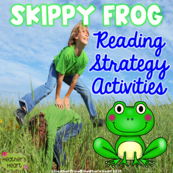 Skippy Frog Reading and Decoding Strategy Activities for Guided Reading