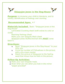 Skippy Jon Jones Family Packet