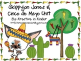 Cinco de Mayo & Skippyjon Jones Literacy & Math Unit