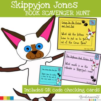 Skippyjon Jones Scavenger Hunt