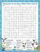Skippyjon Jones Snow What Activities Schachner Crossword Puzzle & Word Searches