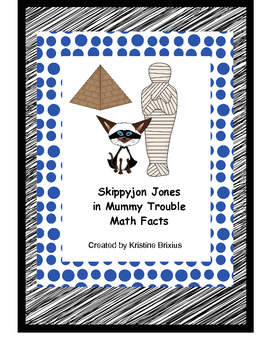 Skippyjon Jones in Mummy Trouble Game Addition Subtraction Facts