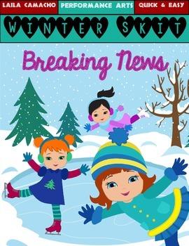 Readers Theater: Breaking News Skit