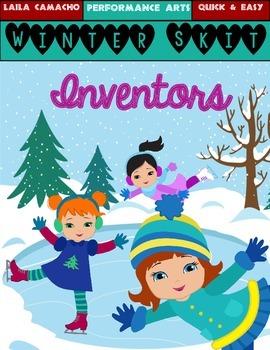 Readers Theater: Inventors Skit