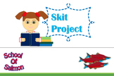 Skit Novel Project