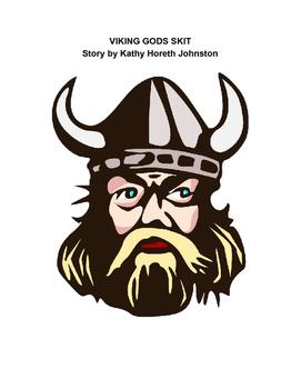 Skit about Viking Gods