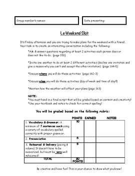 7th grade foreign language simulations resources lesson plans