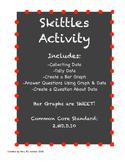 Skittle Bar Graph Activity