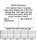 Skittle Estimation