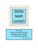Skittle Math Activity