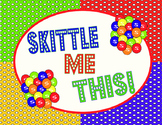 Skittle Me This- Dot Plots Meet Fractions! TEKS 4.9 4.3