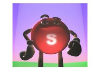 SkittleMan