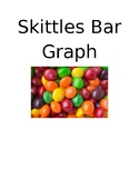 Skittles Bar Graph
