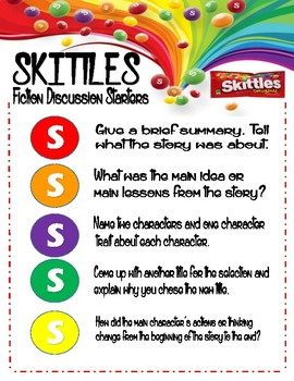 Skittles - Candy Coated Activity Posters