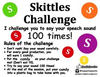 Skittles Challenge