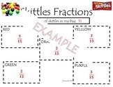 Skittles Fractions